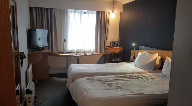 Pandemic Hotel Review: Holiday Inn Express, Swansea East